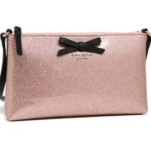 🎊Sale! 🎉HP🎉Kate Spade Pink Glitter Rose Gold♠